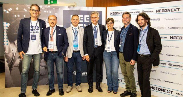 foto di gruppo Master del Need Next al Politecnico di Bari