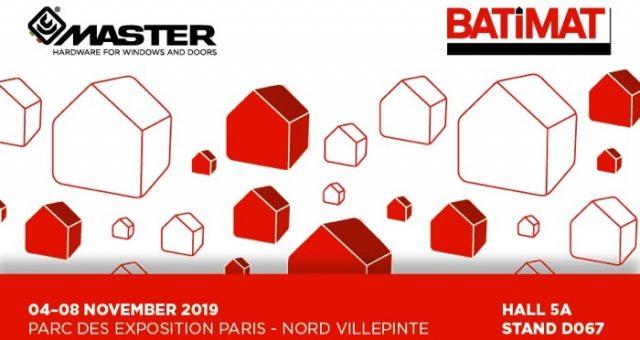 logo Batimat 2019 Salon Professionel du Batiment